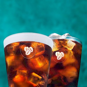 Photograph of a Cold Brew Duo